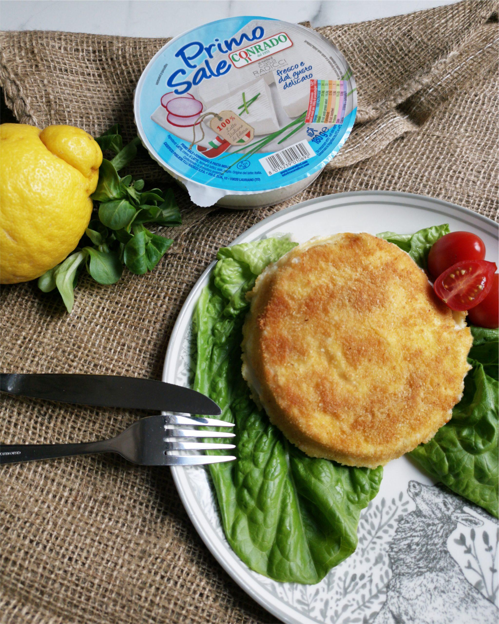 Primo Sale Conrado impanato e fritto